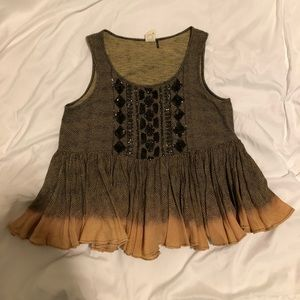 Anthropologie top🖤